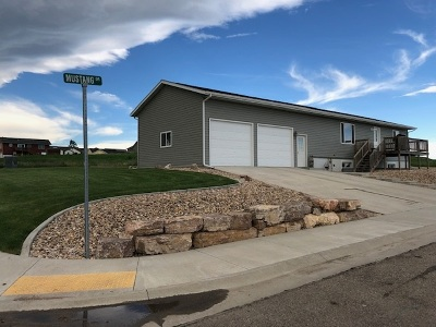 Spearfish, Deadwood/central City, Deadwood, Strugis, Whitewood, Belle Fourche, Spearfish Canyon Single Family Home For Sale: 724 Mustang Drive