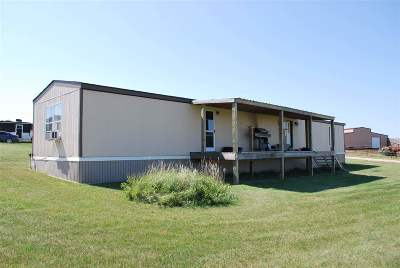 Belle Fourche SD Single Family Home Uc-Contingency-Take Bkups: $20,000
