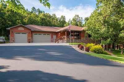 Whitewood Single Family Home For Sale: 11976 Aspen