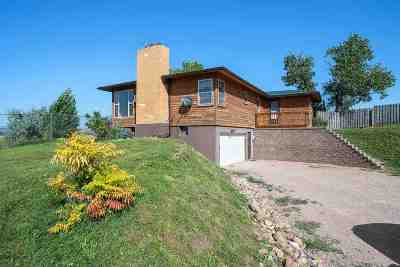 Rapid City Single Family Home Under Contract-Dont Show: 4590 N Elk Vale