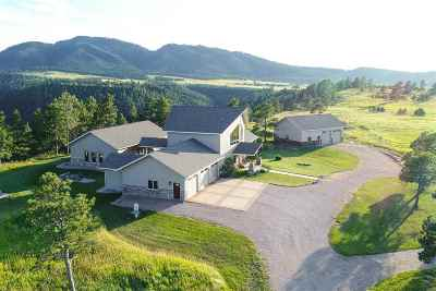 Spearfish Single Family Home For Sale: 20031 Cody