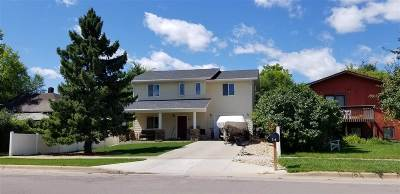 Spearfish Single Family Home For Sale: 327 & 329 State