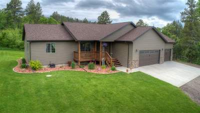Spearfish Single Family Home For Sale: 2713 Fern View