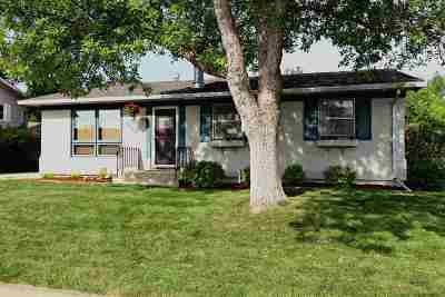 Rapid City Single Family Home For Sale: 3503 Michigan
