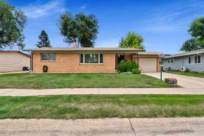 Belle Fourche Single Family Home For Sale: 1719 8th Avenue