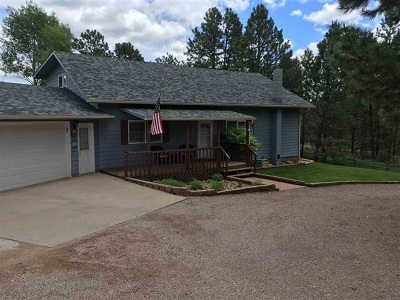 Hot Springs Single Family Home Uc-Contingency-Take Bkups: 12774 Pine