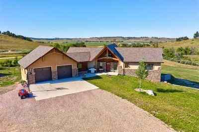 Belle Fourche Single Family Home For Sale: 10226 Buena Vista