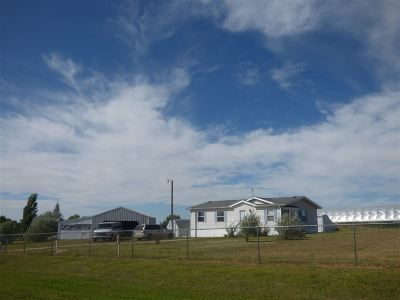 Belle Fourche Single Family Home Uc-Contingency-Take Bkups: 11144 Eaton Ln