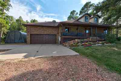 Sturgis Single Family Home For Sale: 3218 Bowman
