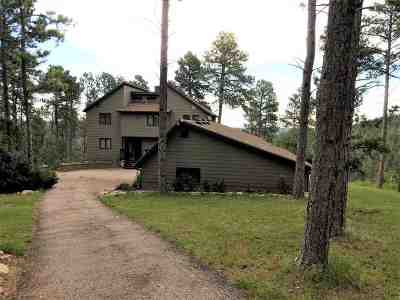 Rapid City Single Family Home Uc-Contingency-Take Bkups: 23580 Wilderness