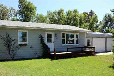 Sturgis Single Family Home Uc-Contingency-Take Bkups: 2618 Moose