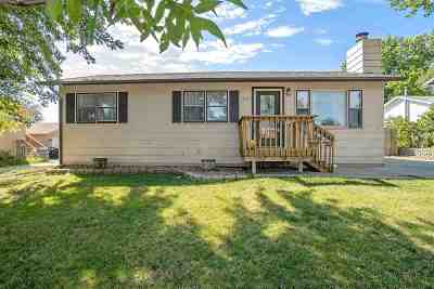 Rapid City Single Family Home Uc-Contingency-Take Bkups: 1934 Galaxy