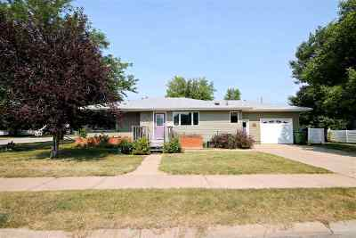 Sturgis Single Family Home For Sale: 717 Glover