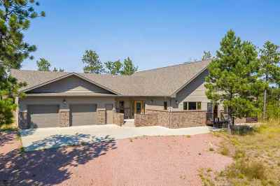 Hot Springs Single Family Home For Sale: 525 Meadowlark