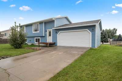 Rapid City Single Family Home For Sale: 5399 Windmere