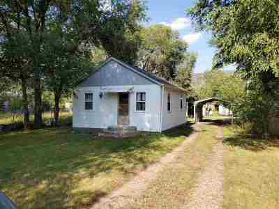 Hot Springs Single Family Home For Sale: 1013 S River