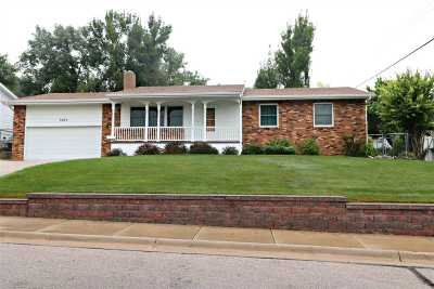 Rapid City Single Family Home For Sale: 3603 Scenic