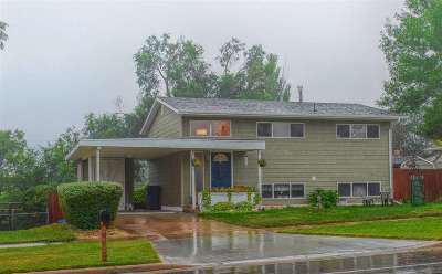 Rapid City Single Family Home For Sale: 4827 South Canyon