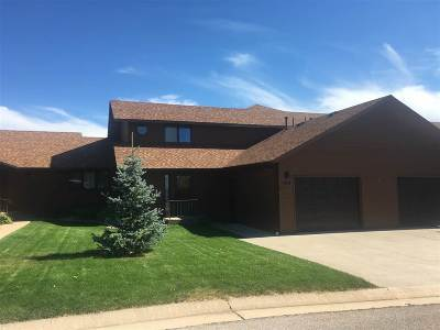 Spearfish Single Family Home Uc-Contingency-Take Bkups: 140 Fairway Dr