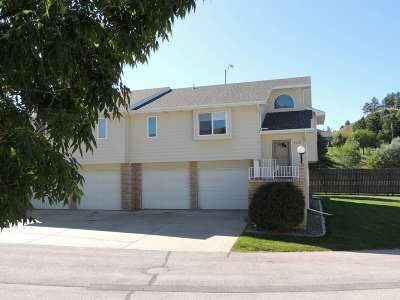 Rapid City Single Family Home For Sale: 5031 Autumn Place