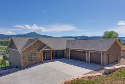 Spearfish Single Family Home Uc-Contingency-Take Bkups: 1908 Cowboy Lane
