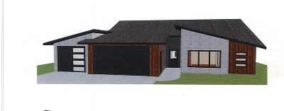 Spearfish Single Family Home For Sale: Lot 3 Block 9 Brooks Loop