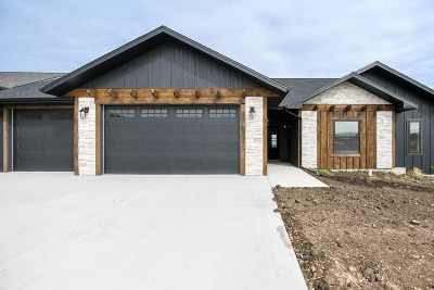 Spearfish Single Family Home For Sale: Lot 4 Block 9 Brooks Loop