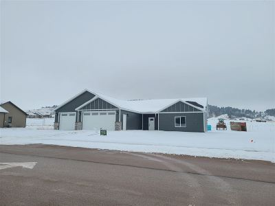 Spearfish Single Family Home Uc-Contingency-Take Bkups: 7820 Duke Parkway