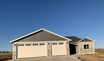 Spearfish Single Family Home Uc-Contingency-Take Bkups: Lot 21 Blk 10 Bozeman Dr.
