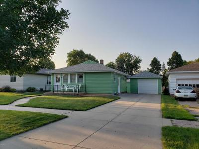 Watertown Single Family Home For Sale: 1215 Kemp Avenue W