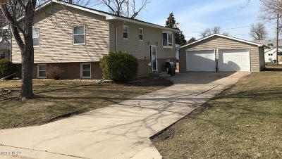 Milbank Single Family Home For Sale: 311 W 6th Avenue