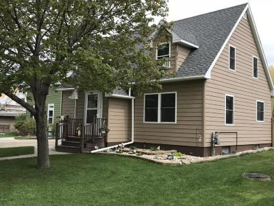 Milbank Single Family Home For Sale: Diggs Avenue
