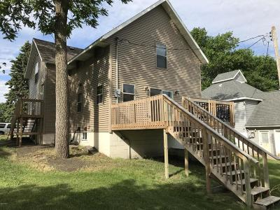 Milbank Single Family Home For Sale: 127 Diggs Avenue