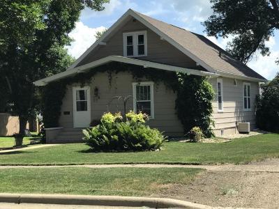 Milbank Single Family Home For Sale: 106 E Park Avenue