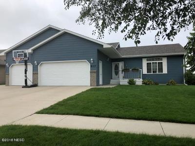 Watertown Single Family Home For Sale: 817 19th Avenue NE