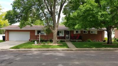 Watertown Single Family Home For Sale: 1124 4th Street NW