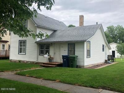 Watertown Single Family Home For Sale: 205 2nd Avenue SW