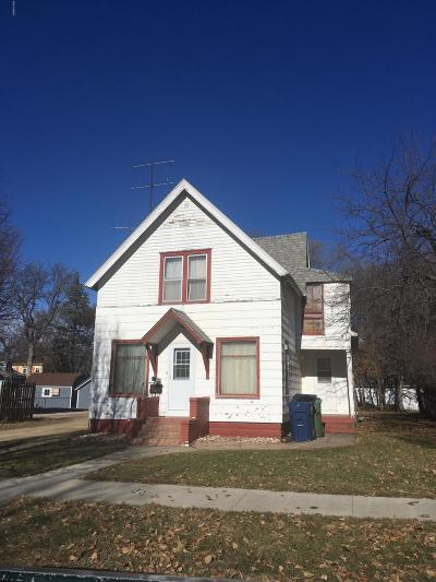 Watertown Single Family Home For Sale: 313 3rd Avenue SE