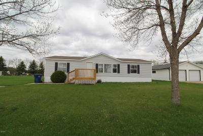 Watertown Single Family Home For Sale: 3419 11th Avenue SW