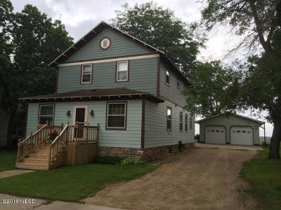 Henry Single Family Home For Sale: 403 4th Street