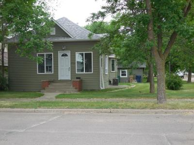 Watertown Single Family Home For Sale: 703 2nd Street SE