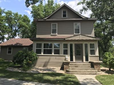 Watertown Single Family Home For Sale: 502 3rd Street NE