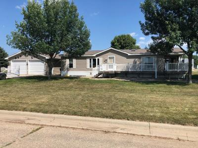 Watertown Single Family Home For Sale: 2021 12th Avenue SW