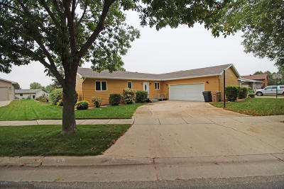Watertown Single Family Home For Sale: 415 Herzog Drive NW