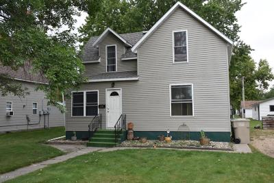 Watertown Single Family Home For Sale: 521 2nd Street SE