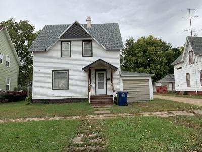 Watertown Single Family Home For Sale: 311 3rd Avenue SE