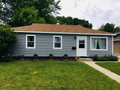 Watertown Single Family Home For Sale: 351 6th Street NE