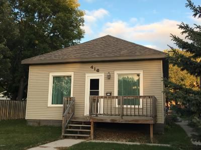 Watertown Single Family Home For Sale: 416 3rd Street NE
