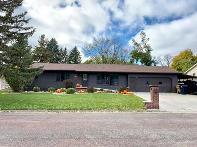 Watertown Single Family Home For Sale: 1315 N Park Street