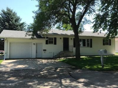 Clear Lake Single Family Home For Sale: 106 9th Avenue N